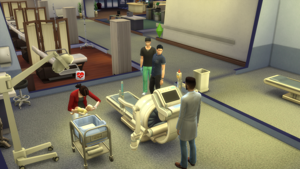 The Sims 4: Get to work Hurá do práce expansion pack datadisk review recenze