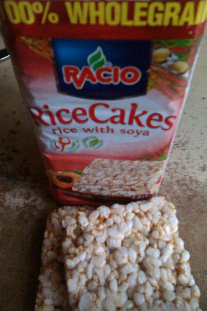 Rice Cakes rýžové chlebíky