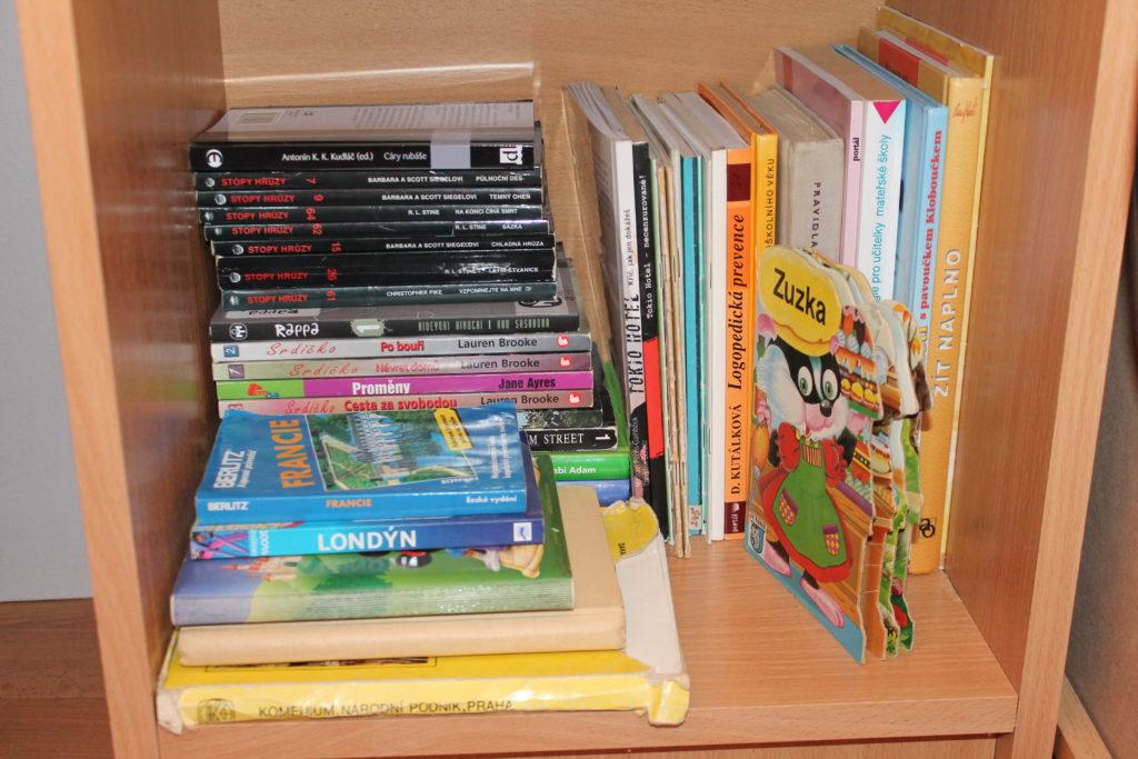 bookcase book kniha knihovna annie libary