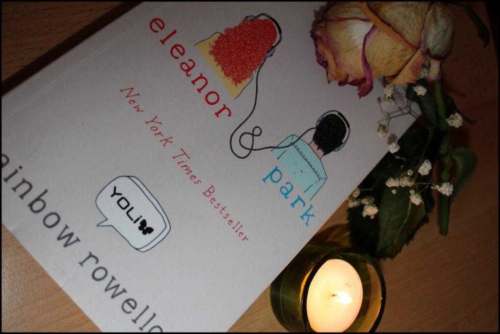 book review recenze knihy Eleanor & Park YOLI