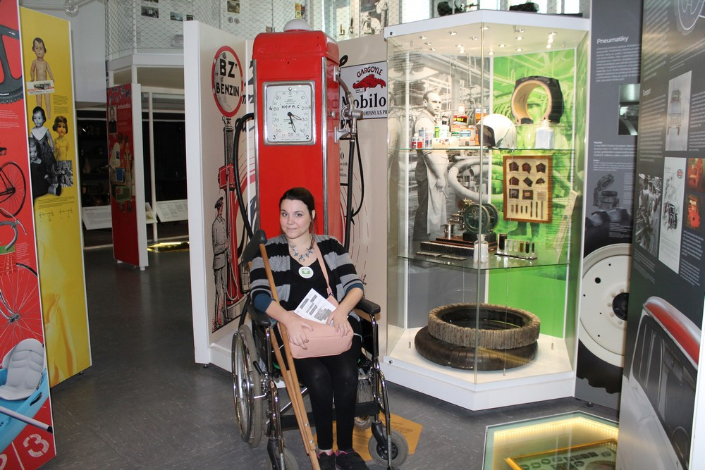 event review recenze akce museum