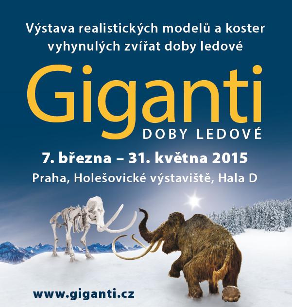 event review recenze akce giganti gigants ice age doba ledová