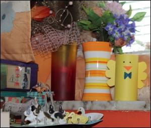 easter decorations velikonoční dekorace diy udělej si sám animals zvířata květiny flowers