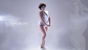 Women's ideal body types throughout history victorian england ženské tělo historie anglie